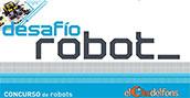 desafío robot