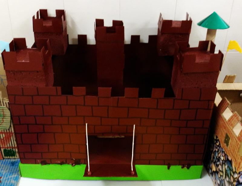 els castells de l u0026 39 edat mitjana