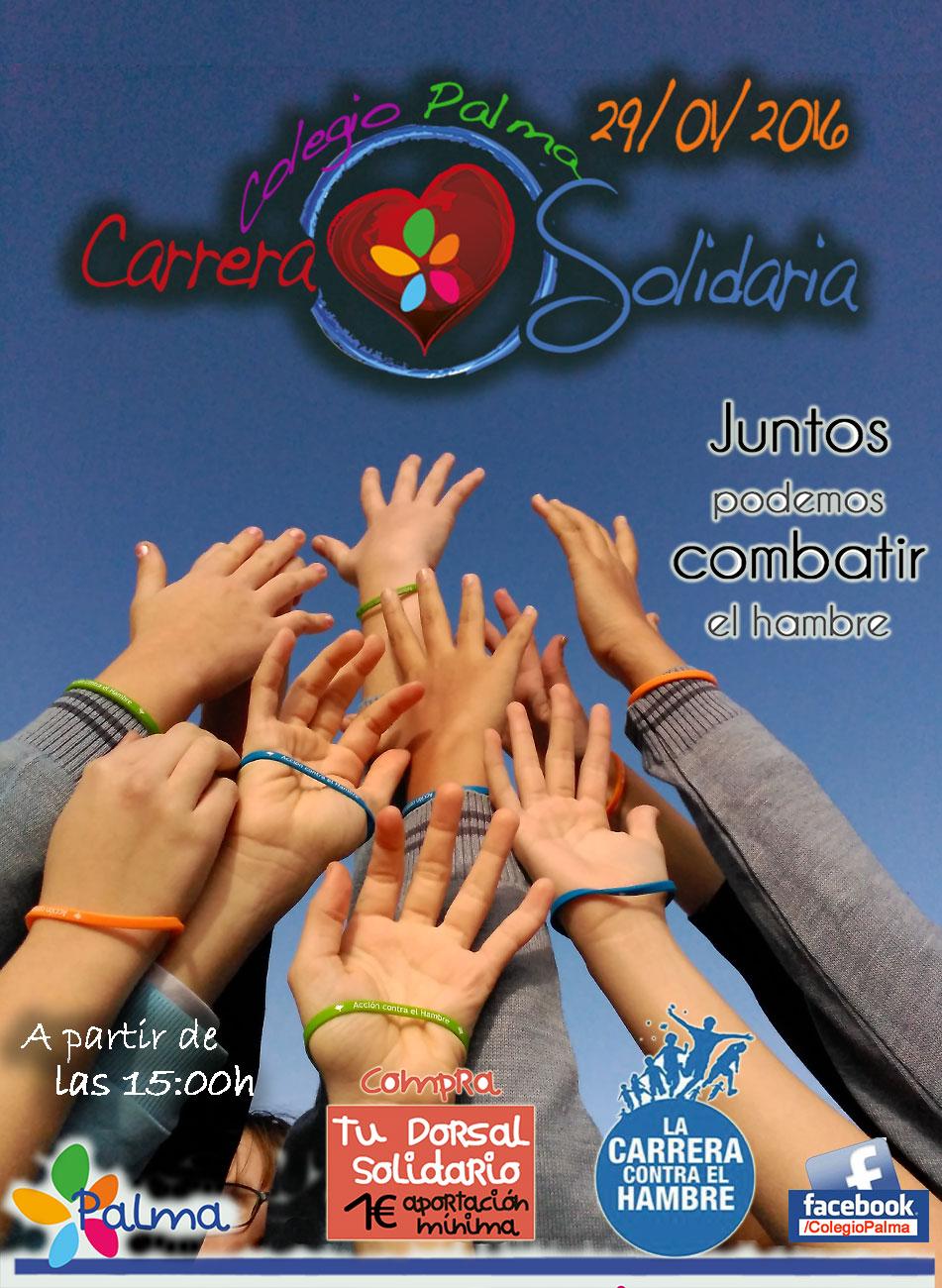 CARRERA SOLIDARIA 2016